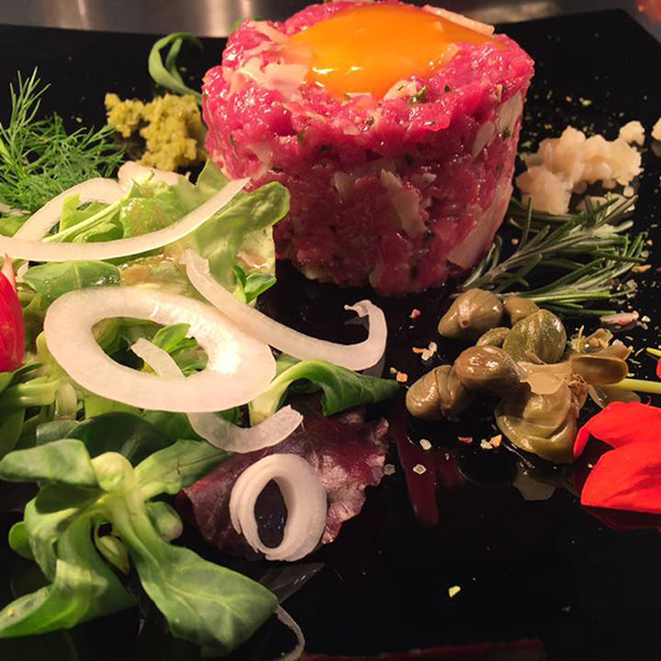 La Taverne des Rois : Cuisine fait-maison
