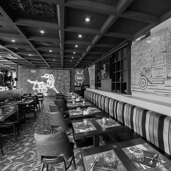 La Taverne des Rois : Décoration intérieure