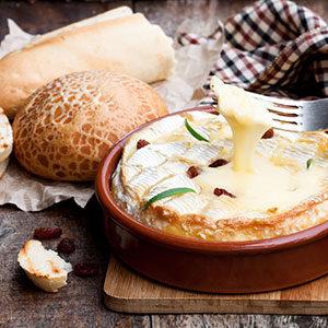 La Taverne des Rois : Camembert rôti