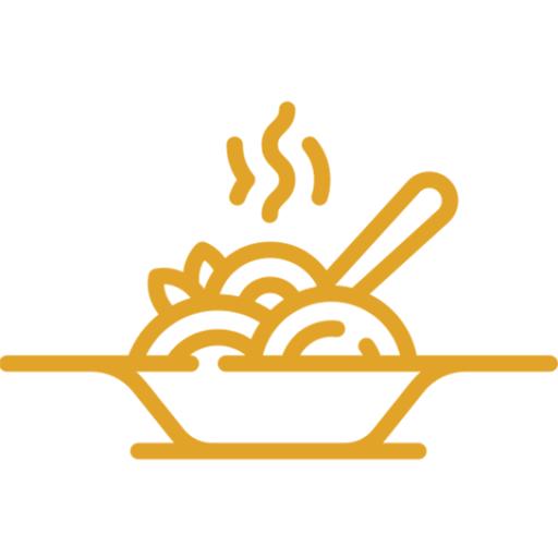 Ravioles aux épinards & comté râpé
