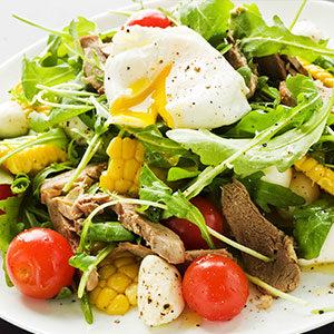 La Taverne des Rois : Salade Périgourdine